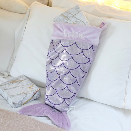 Sass And Belle Mermaid Christmas Stocking