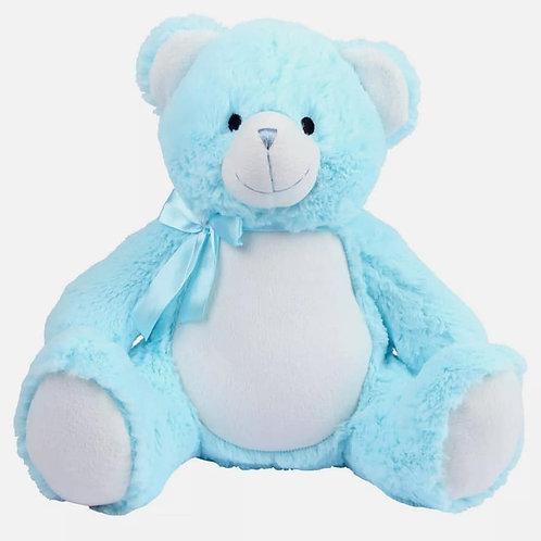 Personalised Blue Bear