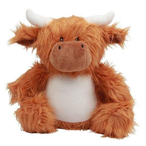 Mumbles Highland Cow