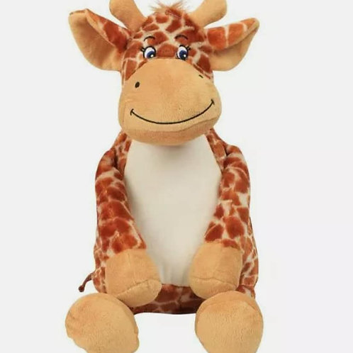 Personalised Giraffe