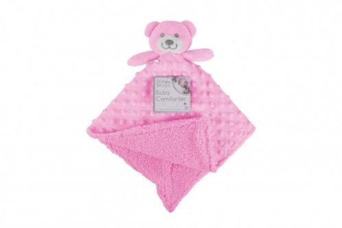 Baby Comforter Pink