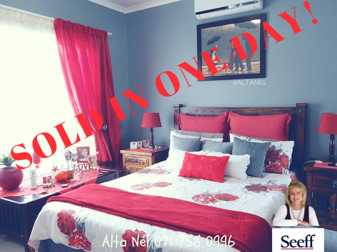 Three Bedroom Townhouse in Eldoraigne - R 1 426 000 SOLD IN ONE DAY!