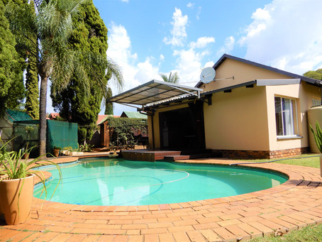 4-Bedroom Family Home For Sale In Eldoraigne - R 2 189 000