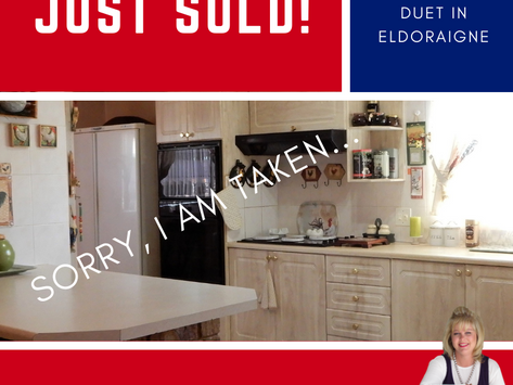 Just too late! Duet sold in Eldoraigne