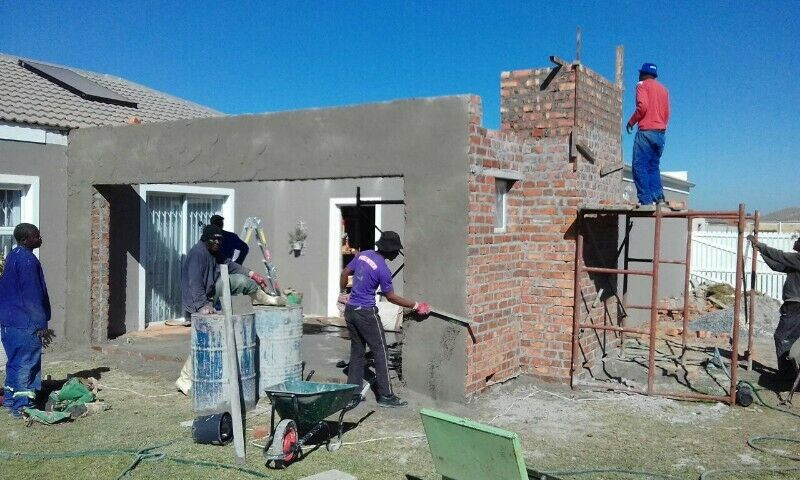 Get your home's plans approved by your local municipality.