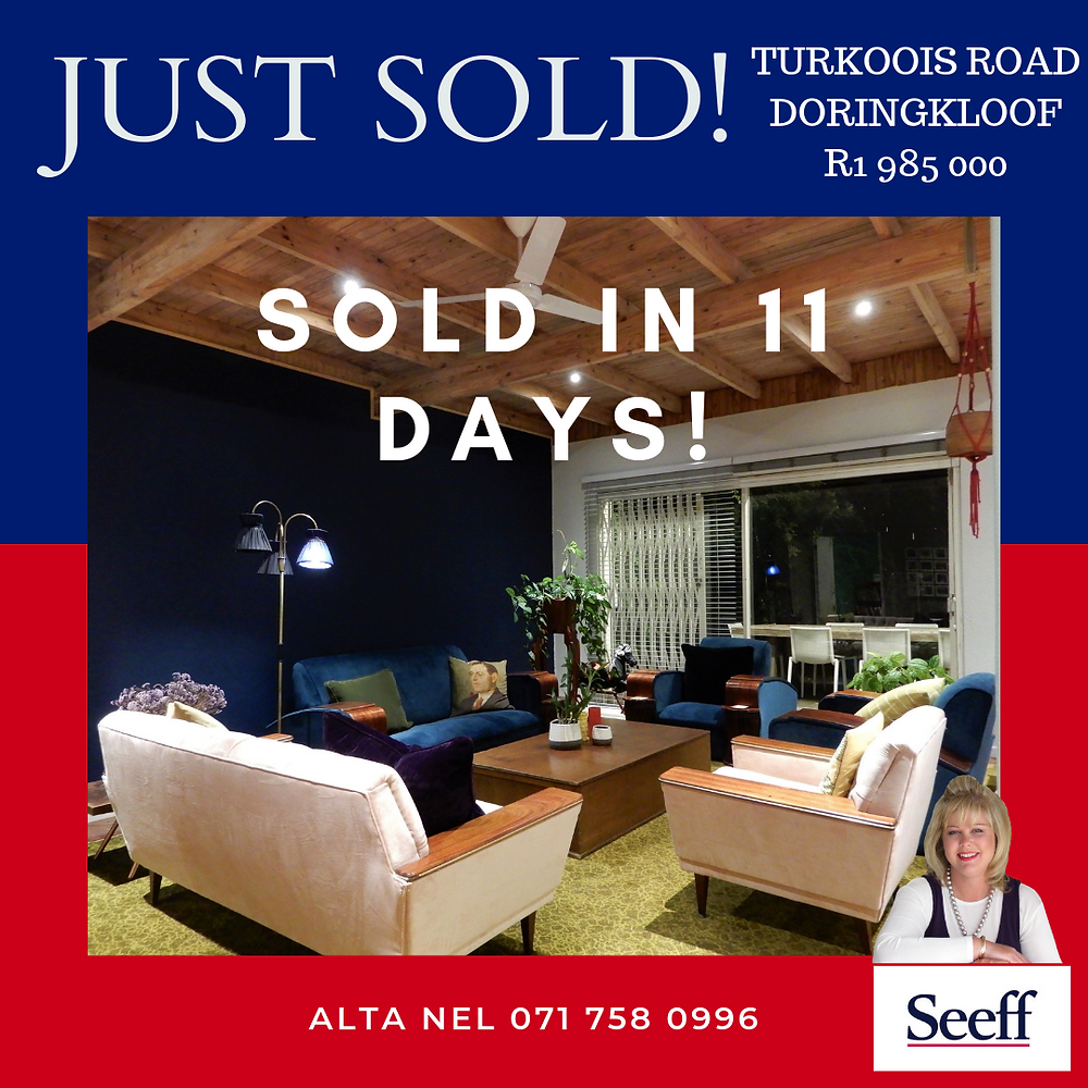 3-bedroom house sold in Lyttleton Manor-Alta Nel Seeff