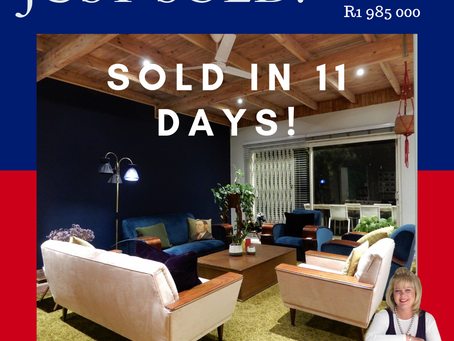 3-Bedroom House Sold In 11 Days!