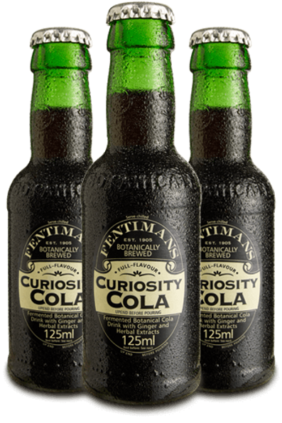 Curiosity Cola