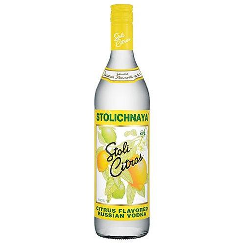 stolichnaya citrus