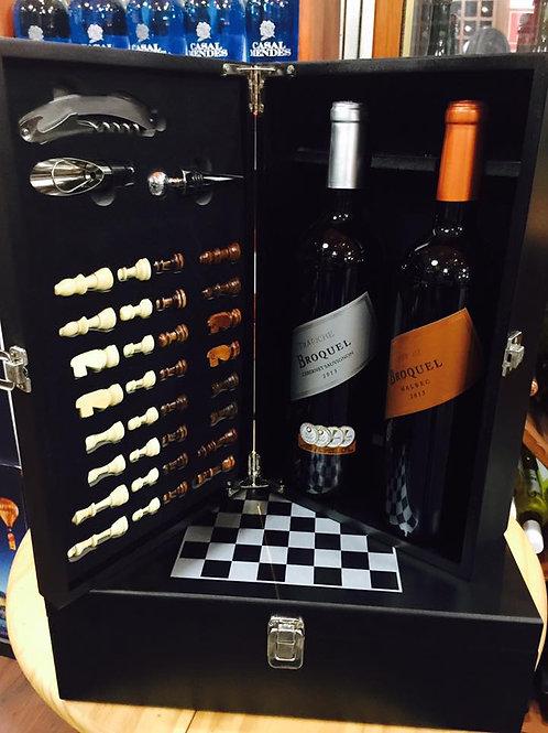Estuche pack vinos