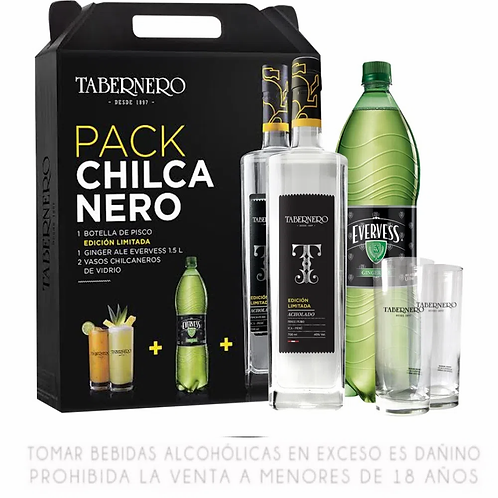 TABERNERO CHILCANO PACK