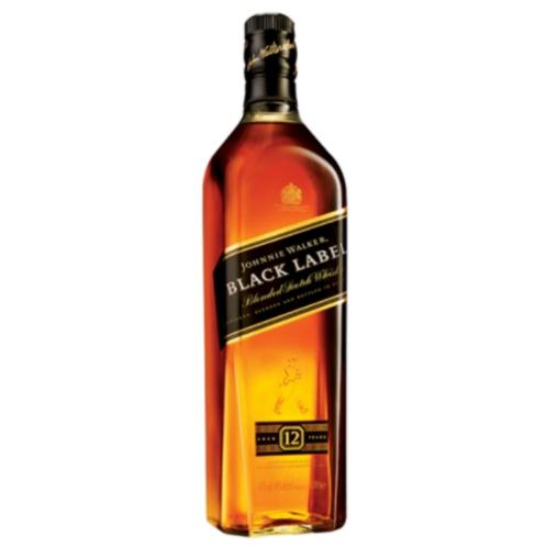 J.W BLACK LABEL 750ML