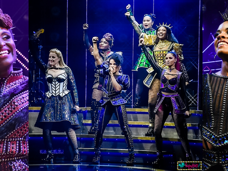 SIX: The Musical Celebrates Broadway Return with Queendom