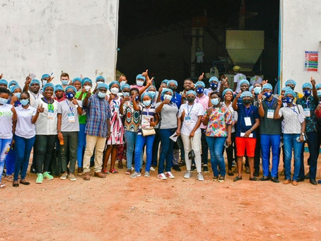Ghana poultry project holds poultry mentorship and business boot camp for young entrepreneurs