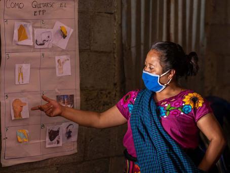 TechnoServe COVID-19 impact report: rebuilding global livelihoods