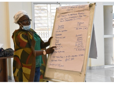 """Access to finance """"boot camp"""" builds up Sierra Leone's agri-business muscle"""