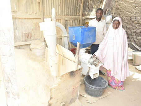 Women cultivate opportunities through agribusiness in northern Nigeria
