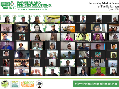 Asia-Pacific Farmers' Organization Food Systems Independent Dialogue Series