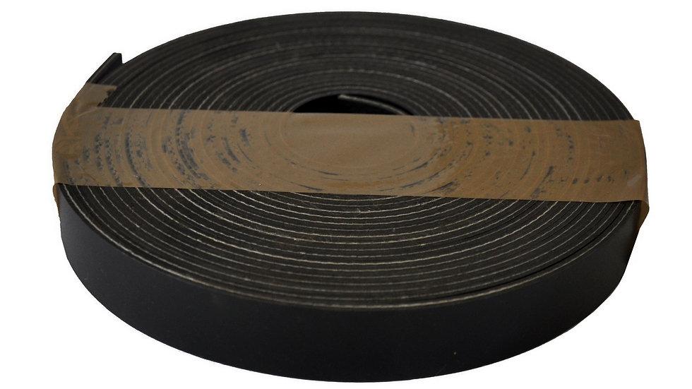 Pasek PVC 24 mm czarny
