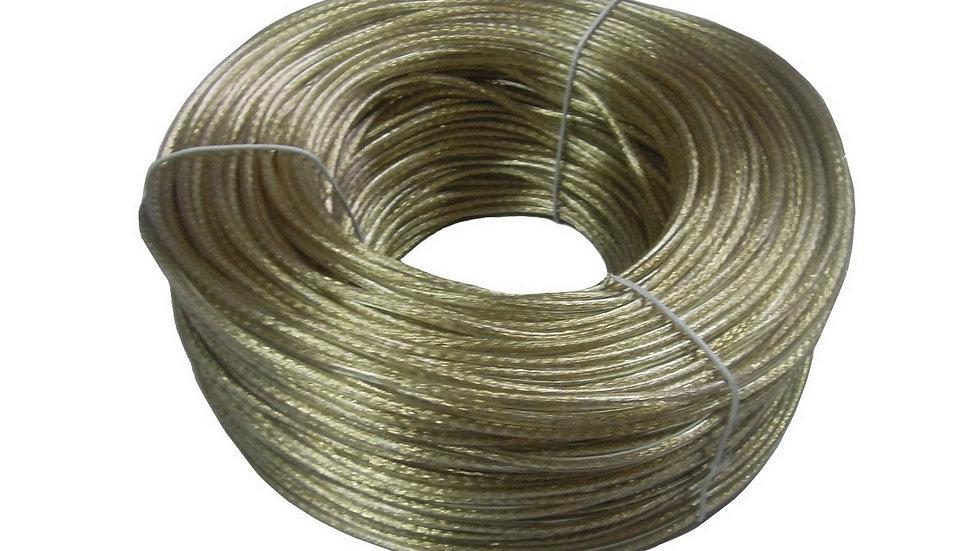 Linka celna stalowa pokryta osłoną PVC