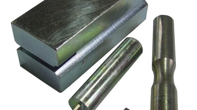 Zakuwak- zestaw uniwersalny do linki celnej 6 i 8 mm