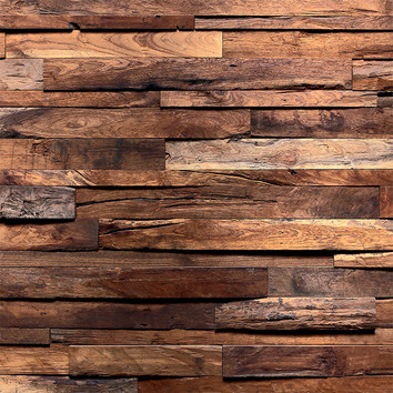 Wood - Staggered