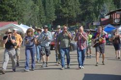 Walking Music Parade
