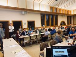 Sept 26th FCTA Meeting