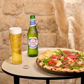 Pizza bressaola - Peroni