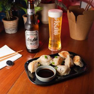 Dumpling de chez Mao Dumpling Bar - Asahi