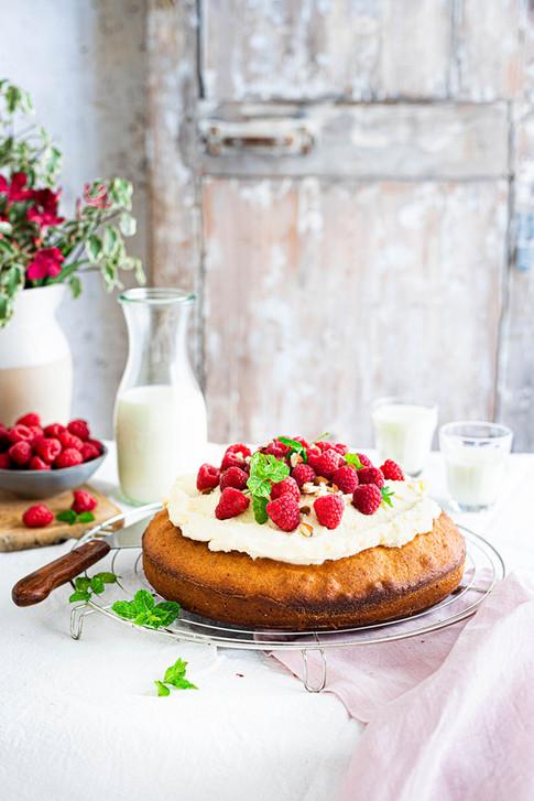 Recette du gâteau minute
