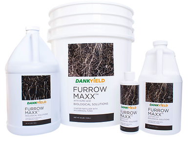 Furrow Maxx Soil and root health fertilizer