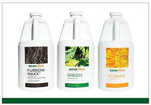 Garden Growing Fertilizer