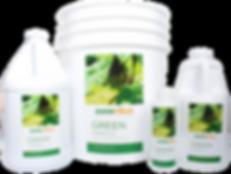 Green Formula vegetative growth fertilizer