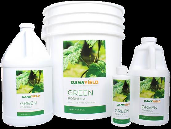 The Green Formula