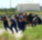 US Coast Guard demonstrates a Life-Saving drill