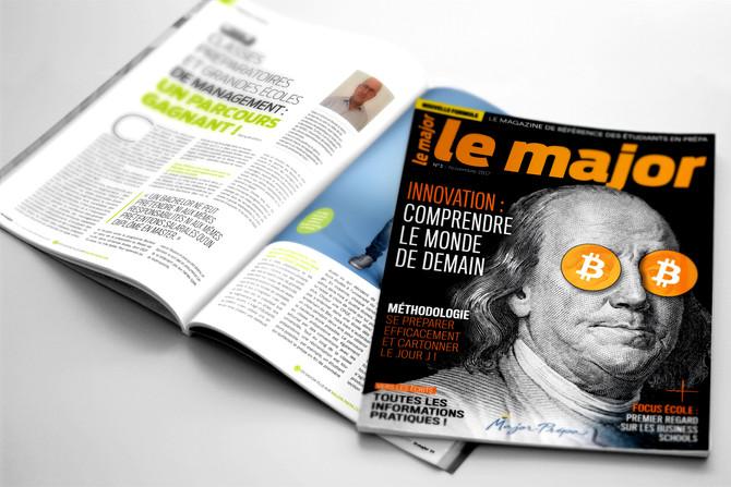 Le Major, le magazine des étudiants en Prépas