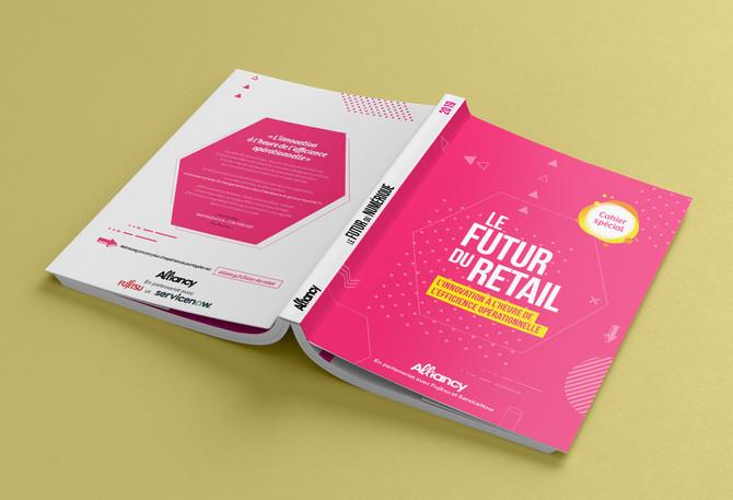 """Cahier Spécial """"Le Futur du Retail"""""""