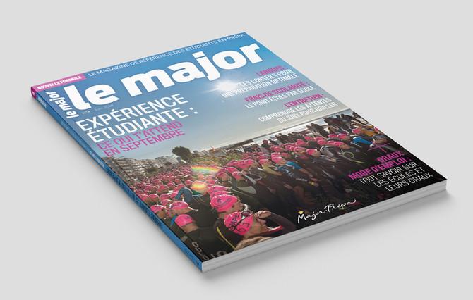 Le Major, magazine des Prépas