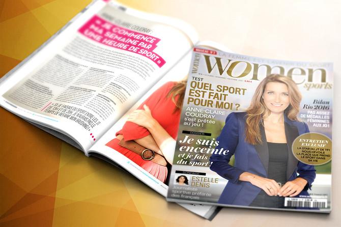 Nouveau numéro du magazine Women Sports