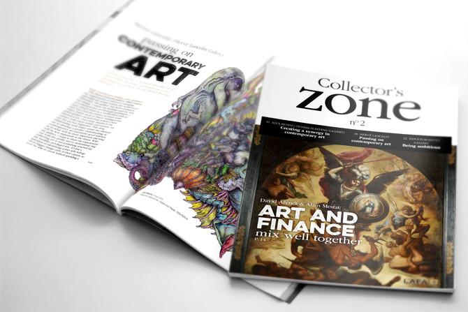 Magazine Collector's Zone N°2, par Mediapict