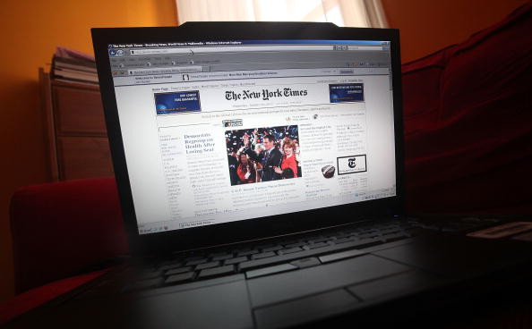 Le New York Times compte bien trouver ses nouveaux abonnés au sein de Facebook