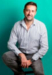 Xavier Chambon, graphiste