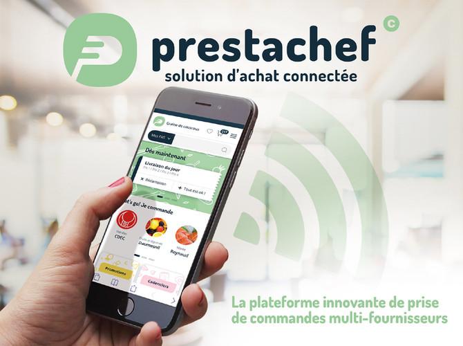 Campagne de lancement Prestachef