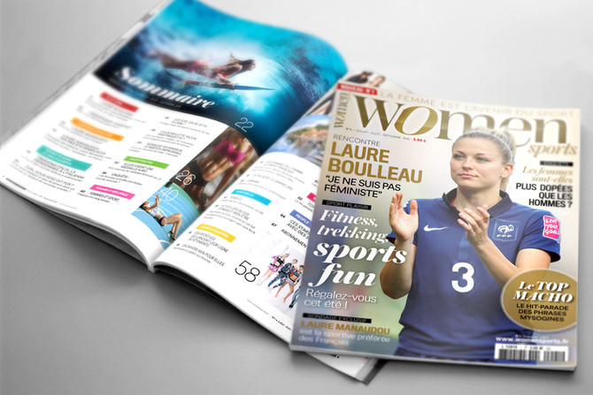 Magazine Women Sports N°1