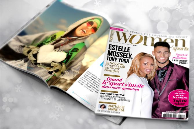 Women Sports, le magazine dédié aux femmes et au sport... #3 !