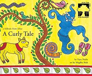 A curly tale A folktale from Bihar.png