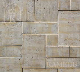 Декоративный камень Травертин Венето 430