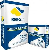 ПК 10 СТАНДАРТ Плиточный клей BERGhome цена