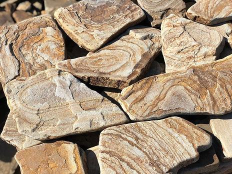 камень пластушка тигровый галтованный ку